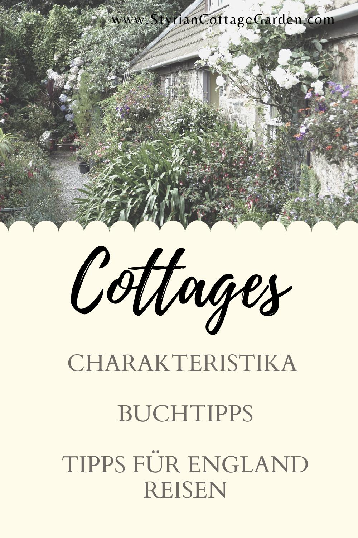 Cottages In 2020 Cottage Garten Buch Tipps Britische Inseln
