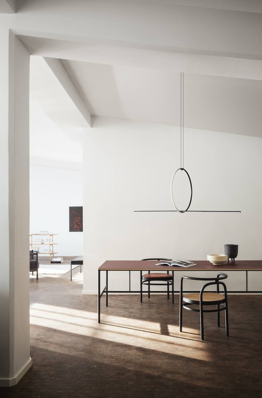 Der Mies Dining Table Von Jens Kajus Und Claus Jakobsen Fur Den Danischen Designhersteller Million Ist