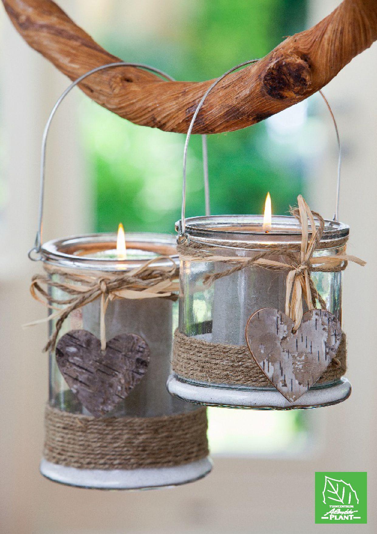 Windlicht Decoratie Ideeen Zelf Maken Tuinplanten Decoratie Ideeen