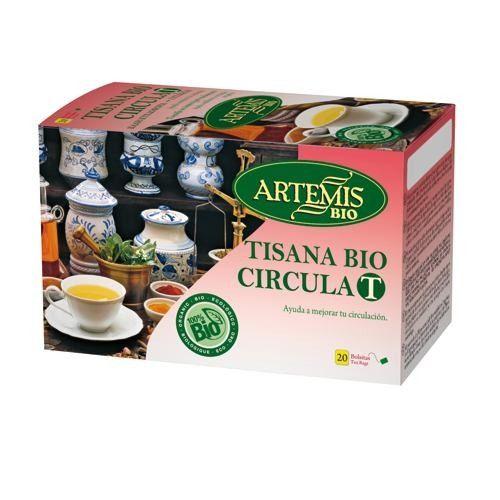 Tisana CIRCULA-T bio filtros 20x1.5 g