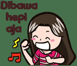 Stiker Wa Line Fb Chat Receh Cartoon Kartun Meme Lucu Funny Lol Ngakak Koplak Cakkocem Koment Kocak Cewek Wanita Kartun Stiker Gambar Lucu