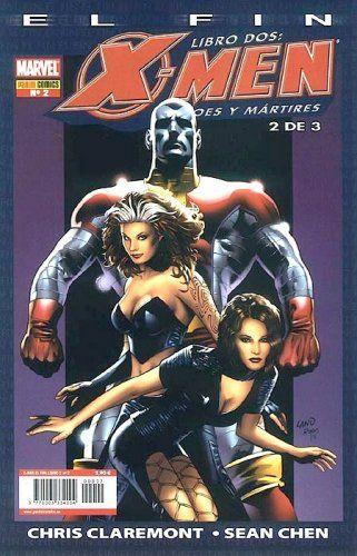 X-Men: El fin: Libro dos: Héroes y mártires #2