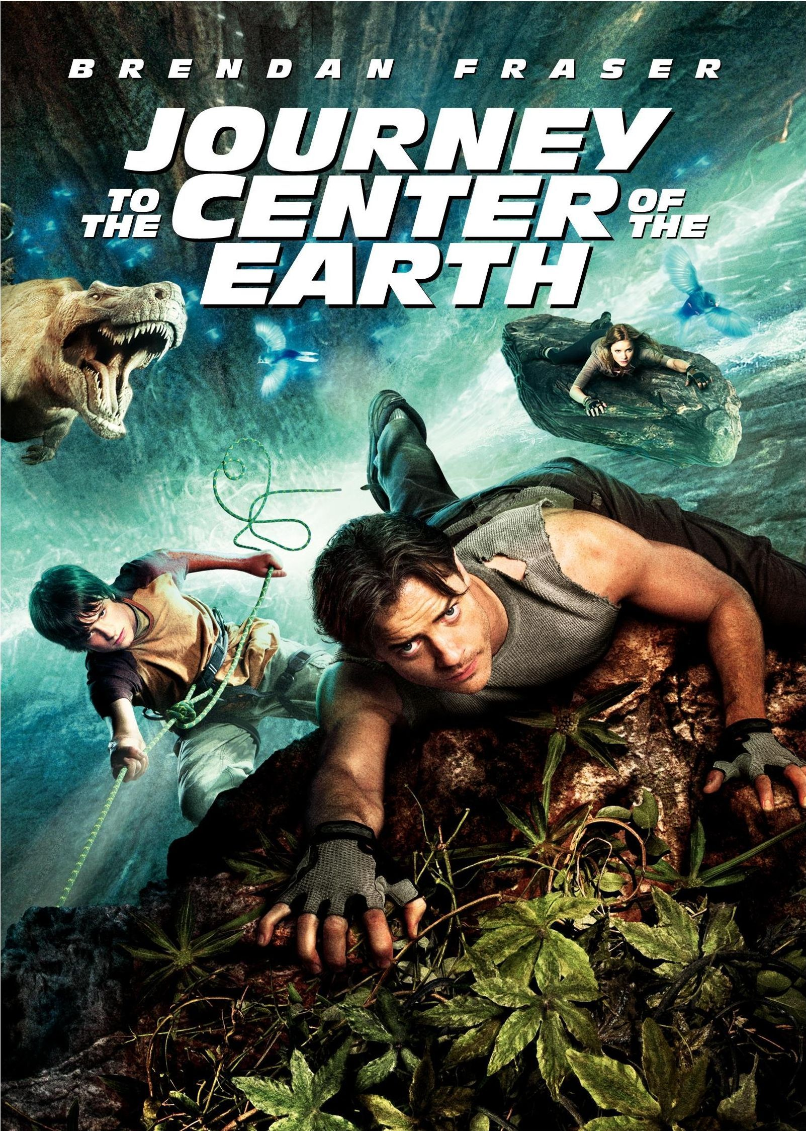 Journey To The Center Of The Earth 2008 Con Imagenes Ver