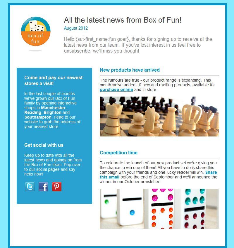 Resultado De Imagem Para Template Para Email Marketing  Email Mkt