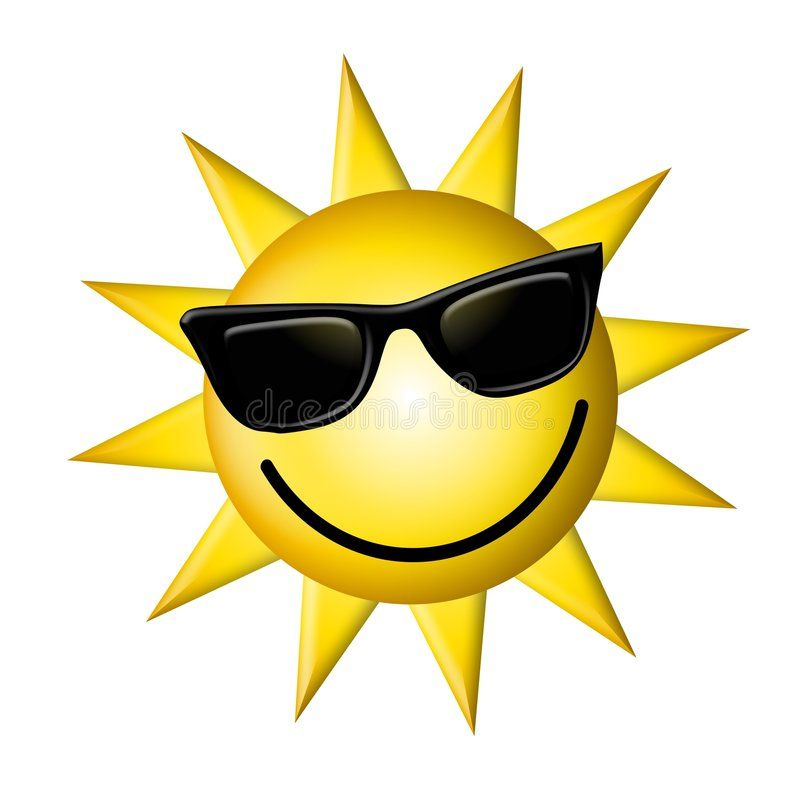 Smiling Sun Royalty Free Stock Photography Image 34434947 With