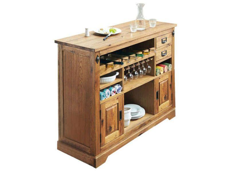 good bar portes tiroirs louis prix promo bar conforama pas cher uac ttc with frigo americain. Black Bedroom Furniture Sets. Home Design Ideas
