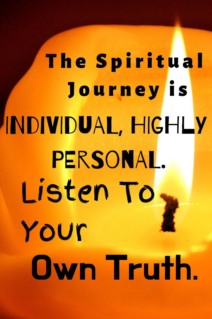 Your Own Truth..! | Journey quotes, Spiritual journey, Truth