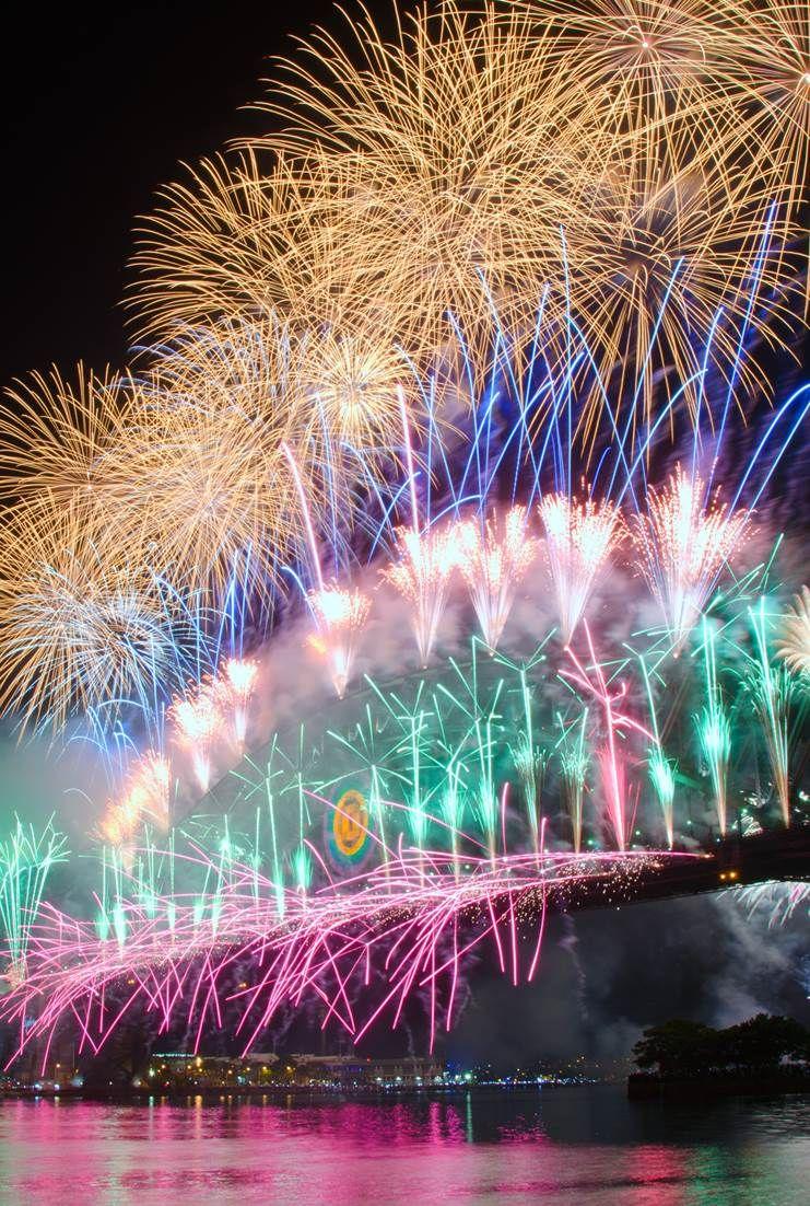 NYE celebrations in Sydney Australia Festive travel