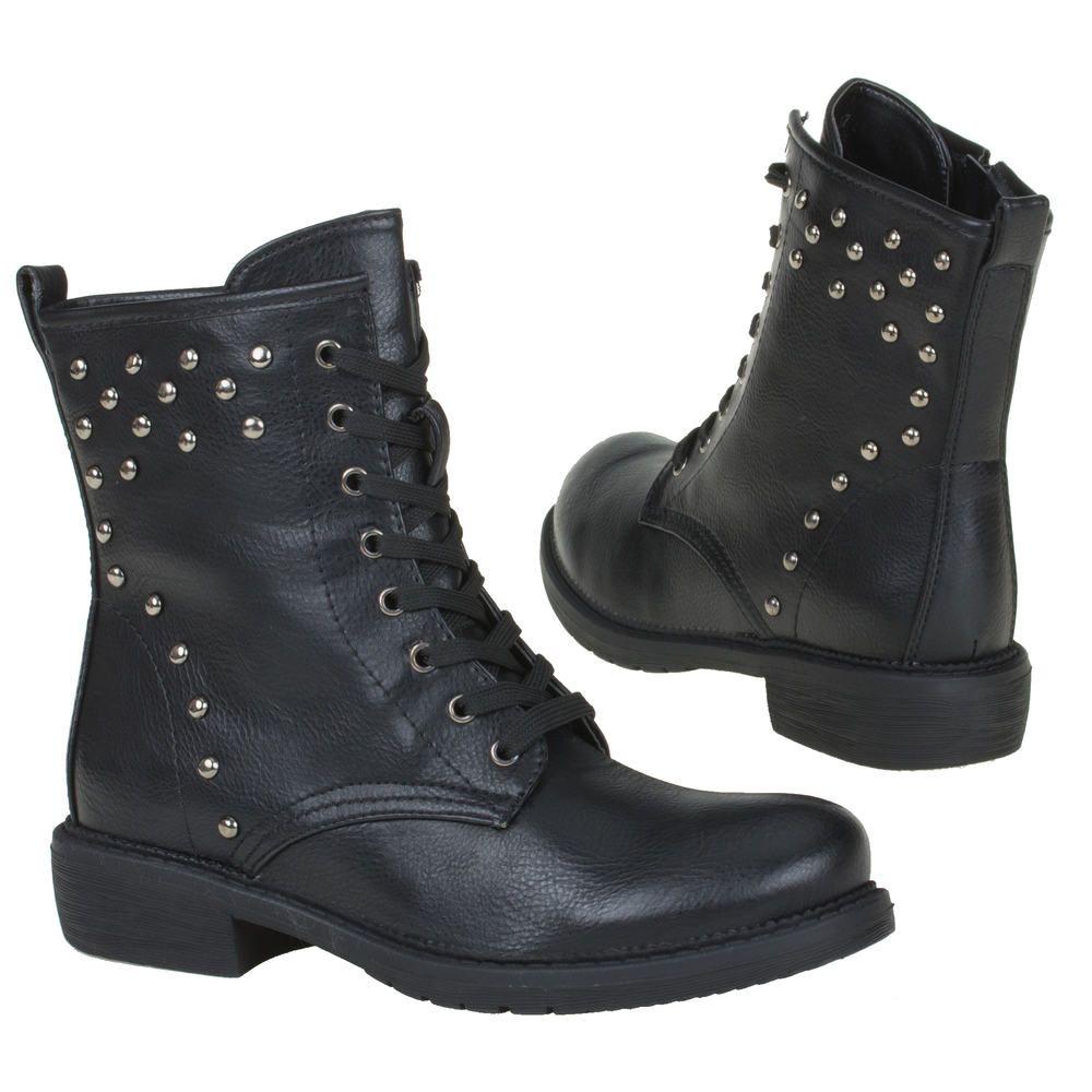 40ba544f190 Flade overknee støvler i sort med hul mønster og similisten ...