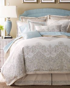 """Royal Paisley"" Bedding"