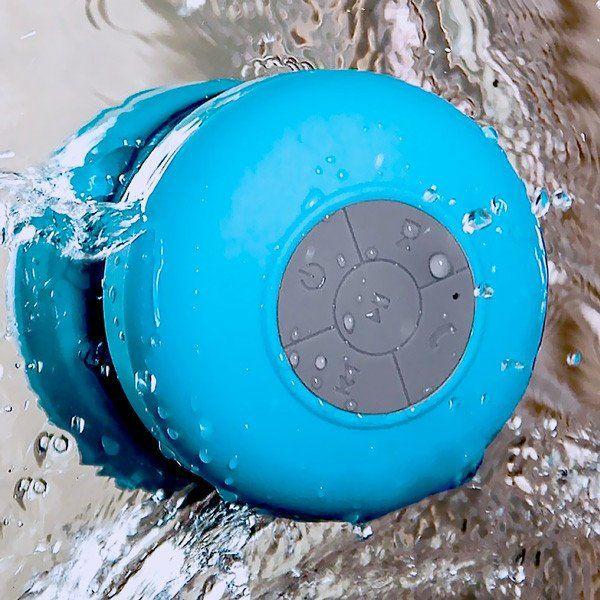 Bluetooth Water Resistant Speakers Various Colors Shower Bluetooth Speaker Wireless Shower Speaker Shower Speaker