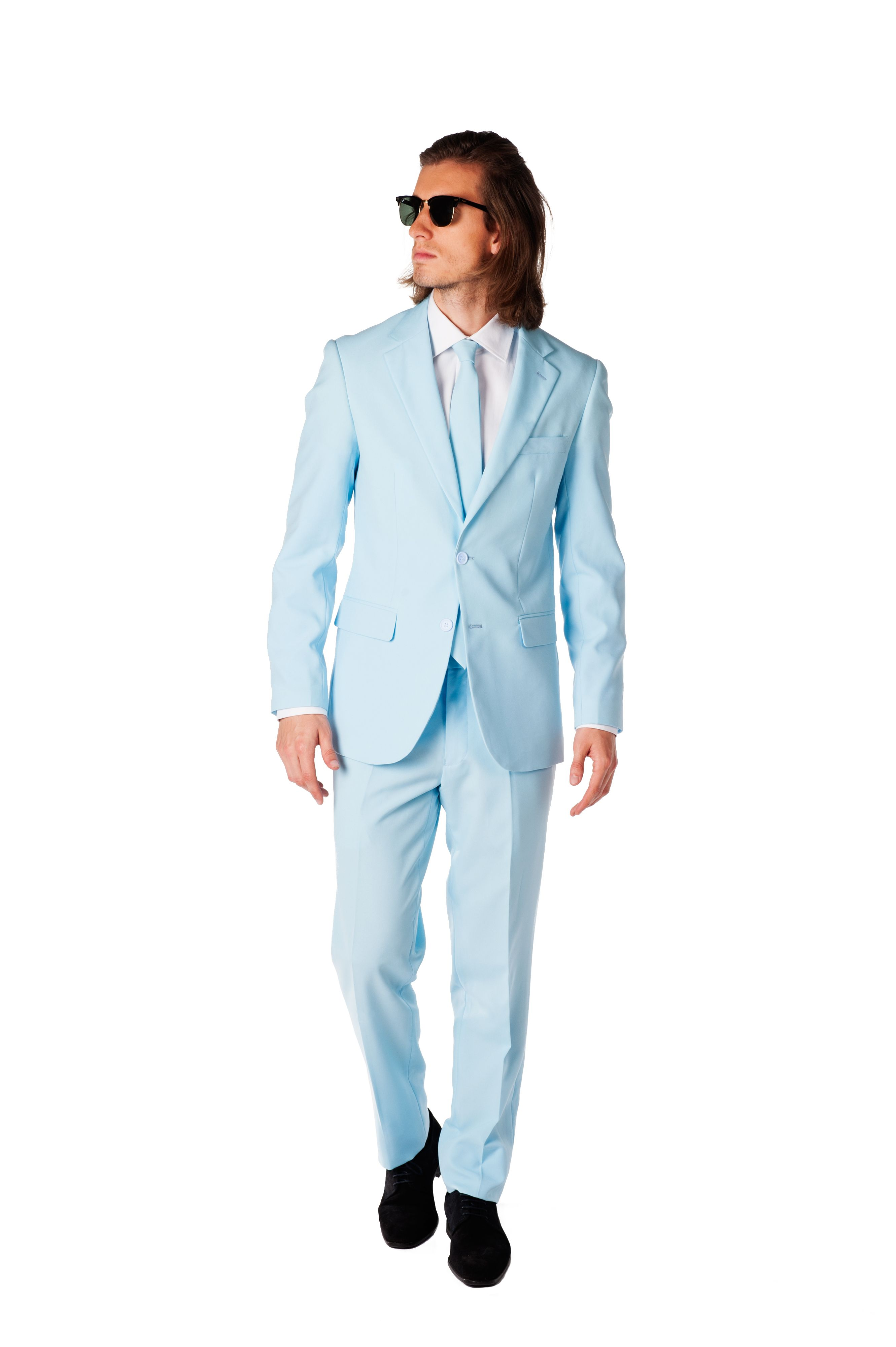 OppoSuits | Cool Blue | Oppo suits | Pinterest