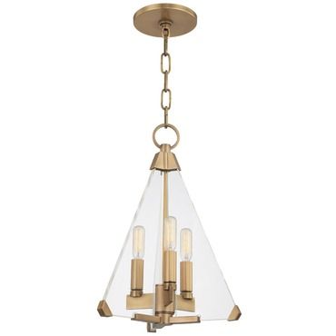 Triad chandelier hudson valley lighting at lightology