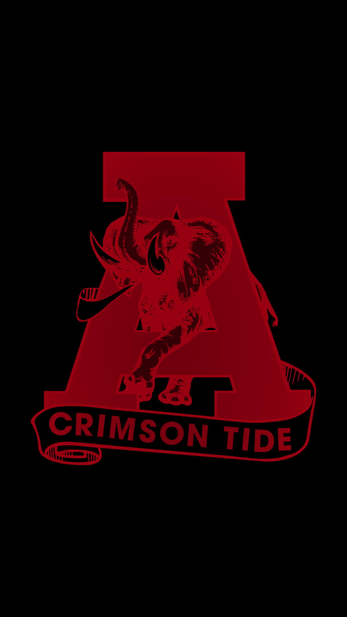 Alabama Crimson Tide Football Logo Wallpaper Iphone Android Roll Tid Alabama Crimson Tide Alabama Crimson Tide Football Alabama Crimson Tide Football Wallpaper
