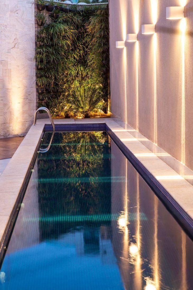 53 modelos de piscinas pequenas para todo tipo de espaço disponível ...
