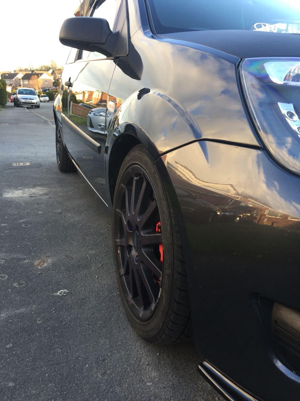 My Mk6 Fiesta Cargirl Modified Love Cars Ford Fiesta