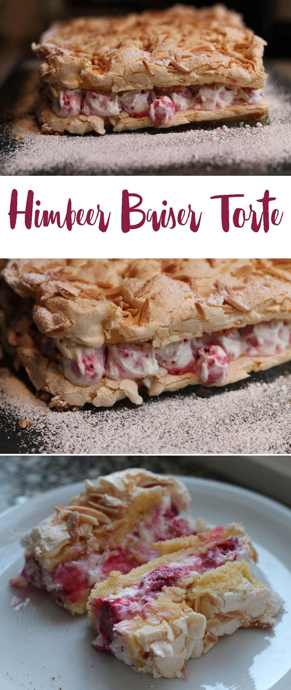 Sonntagskuchen Rezepte Kochen Pinterest Kuchen Baiser Torte
