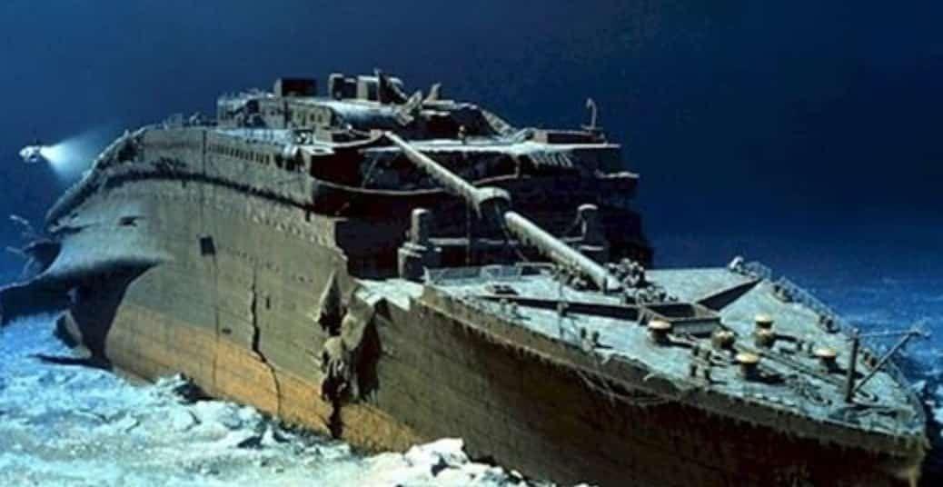 Por 73 Anos Ap 243 S A Noite Do Naufr 225 Gio O Titanic Estava