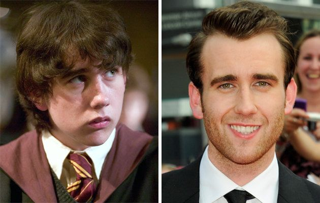 What Happened To The Careers Of The Harry Potter Kids Matthew Lewis Neville Longbottom Actor Harry Potter Kids