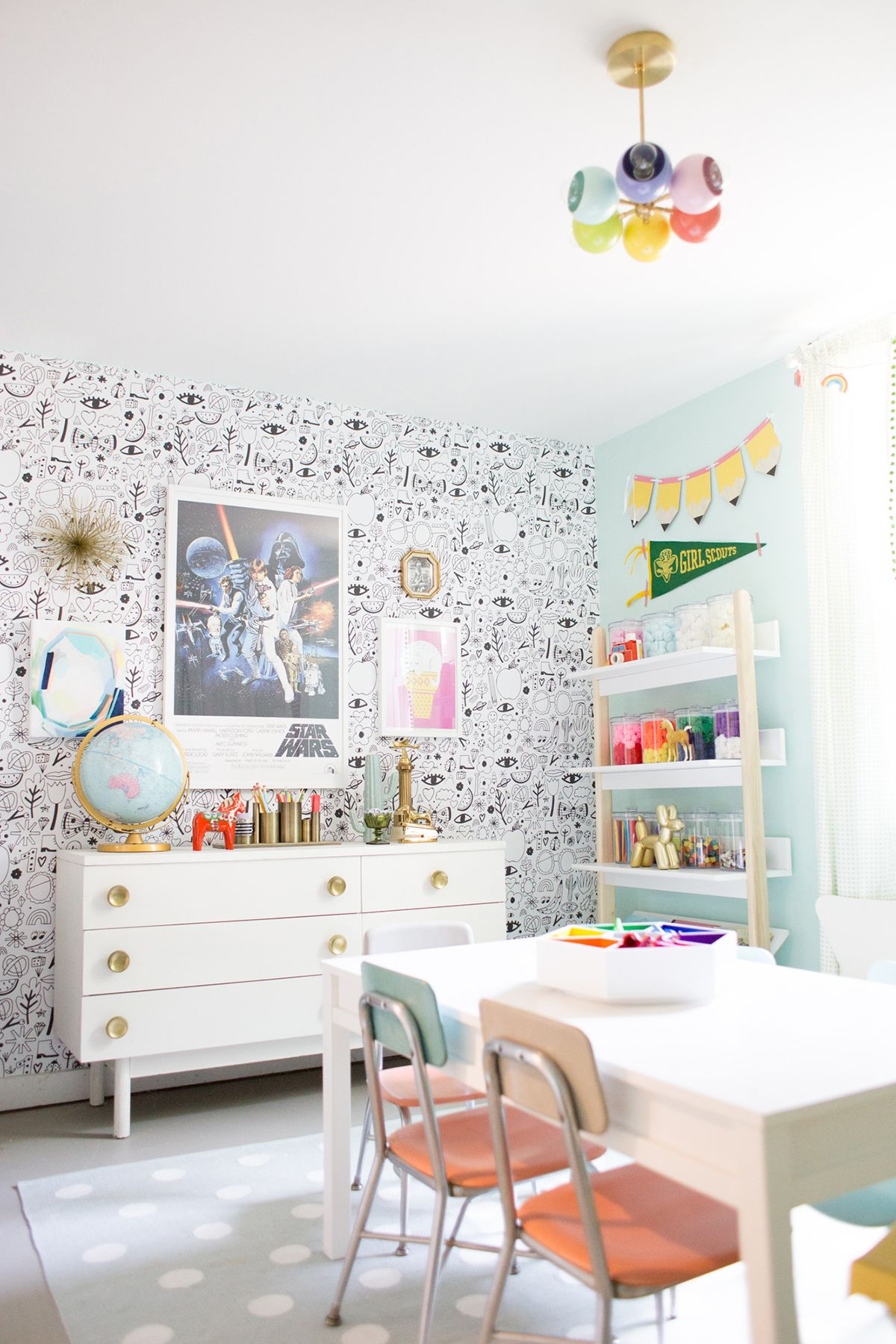 craft room ideas for kids | Room ideas, Room and Craft
