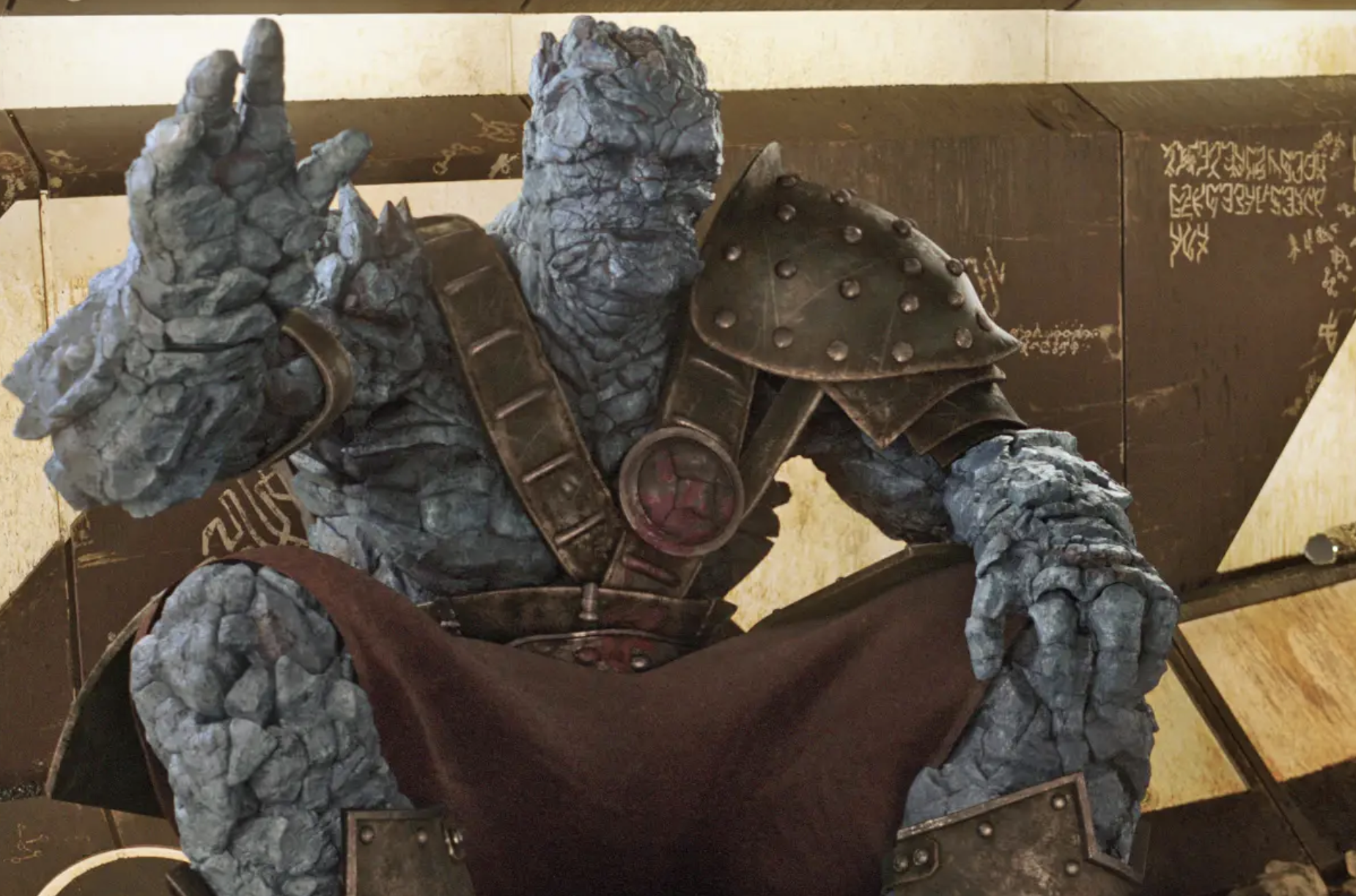 19 Underappreciated Movie Characters I Bet You Ve Forgotten About Korg Movie Characters Character