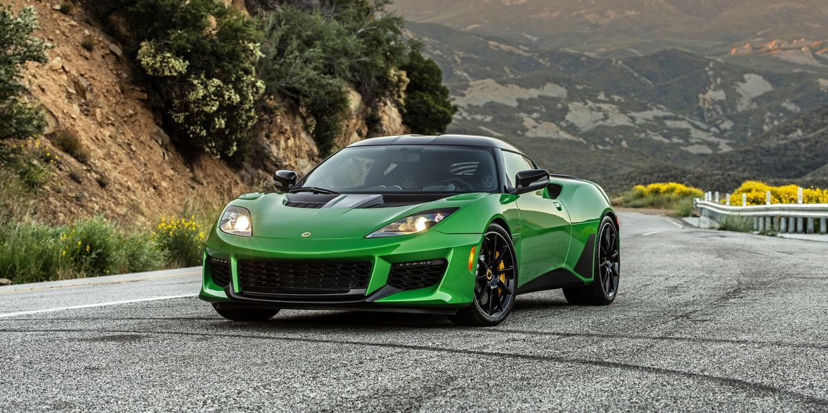 The 2020 Lotus Evora GT Is Quicker, Lighter, and Better