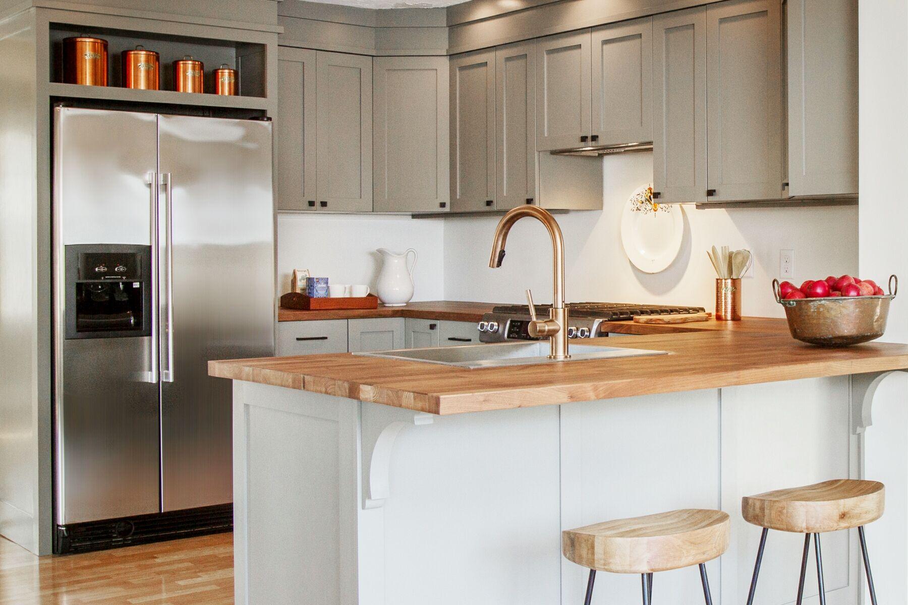 Semihandmade DIY Shaker Ikea Kitchen   Kitchen ...