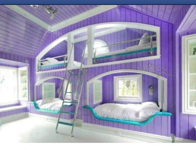 The most amazing girls room !