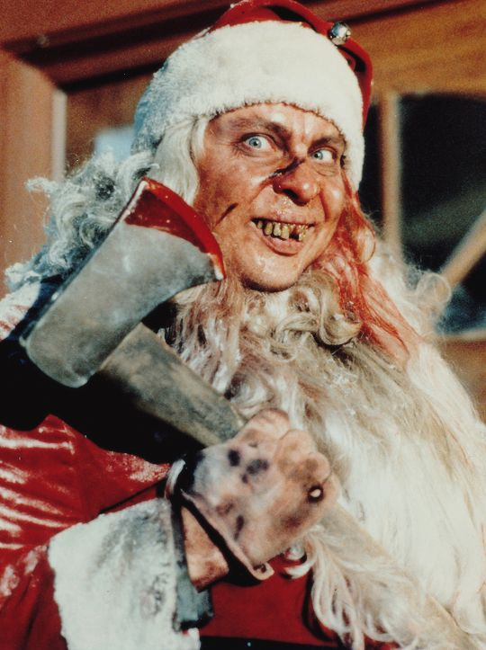 A Very Boys And Ghouls Christmas Christmas Horror Movies Christmas Horror Scary Movies