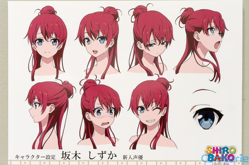 Anime Character Expression Sheet Google Search Anime Character Design Character Modeling Character Design