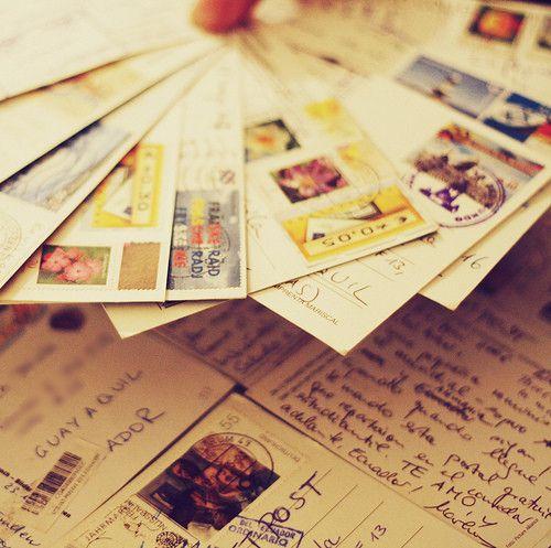 vintage letters postcards photographs - photo #27