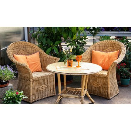 Elegant Pair Contemporary Outdoor Design Online Shop The Look Clean Outdoor Furniture Outdoor Furniture Boho Room Decor