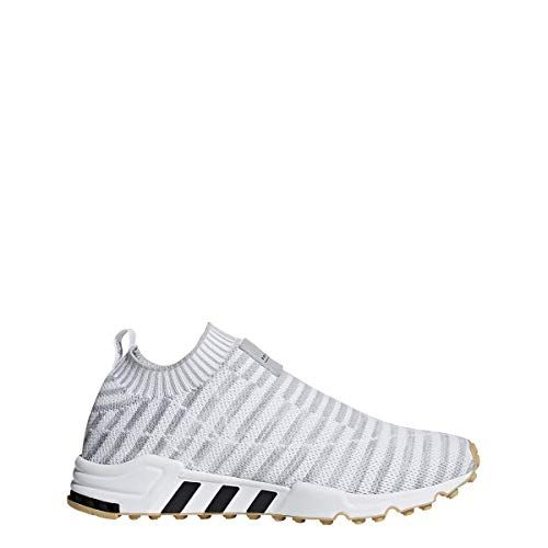 reputable site dcabe 5f1d1 adidas EQT Support Sock Primeknit Womens Shoe (6.5, WhiteGrey)