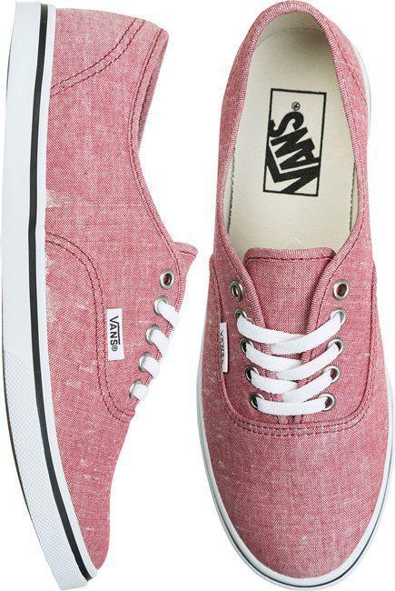 vans tennis shoes womens