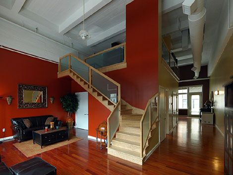 Amazing I Could Move Right In And Not Change A Thing Loft Style Living Loft Design Loft Living