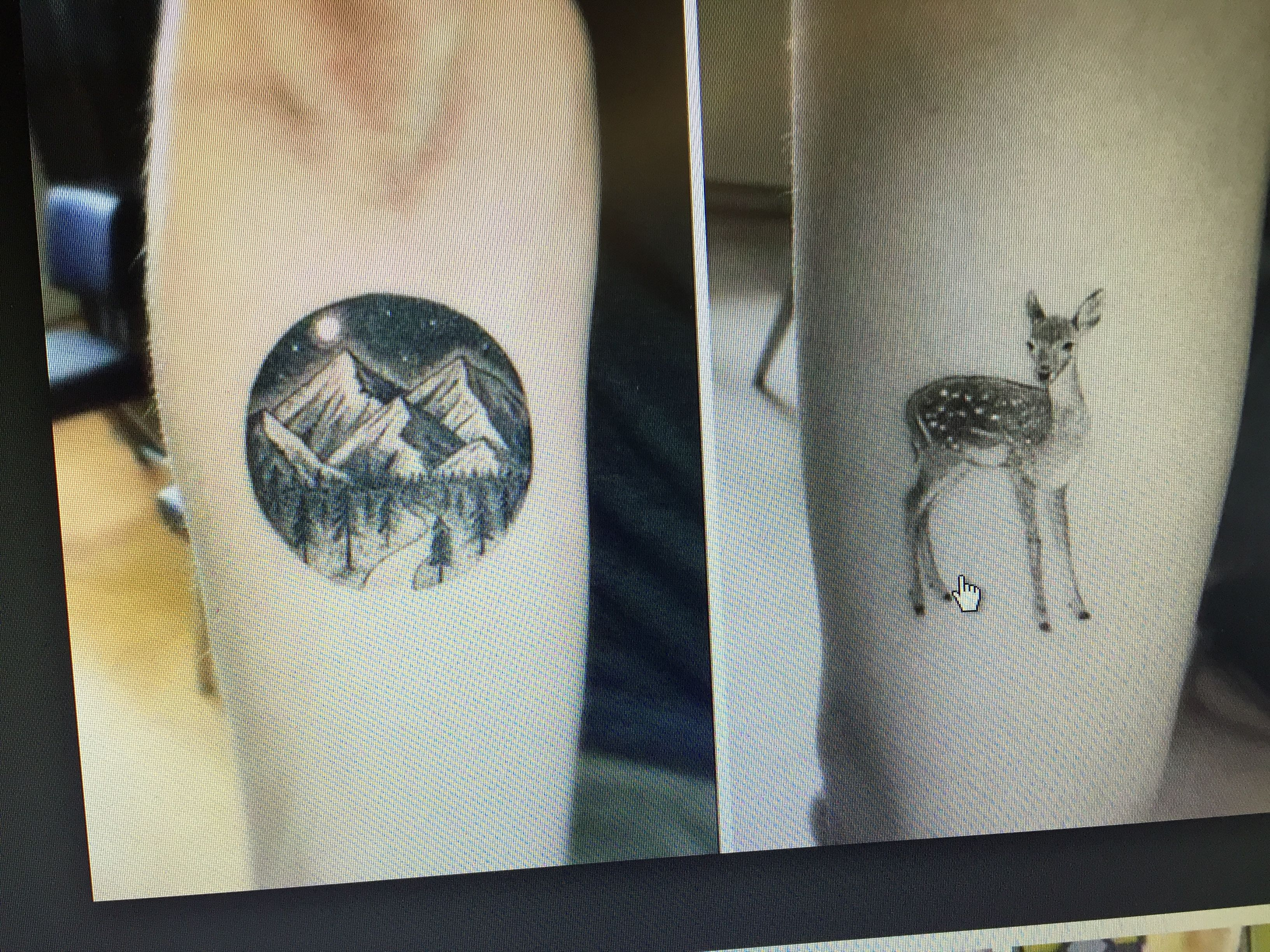 Bad Pictures Of Cute Tattoos   Line Tattoos, Geometric Line