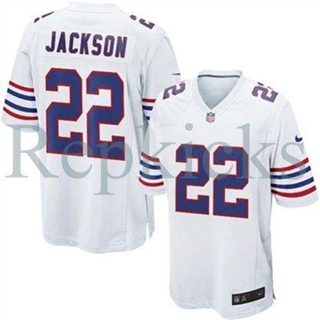 Nike Buffalo Bills Fred Jackson Game Alternate Jersey , discount ...