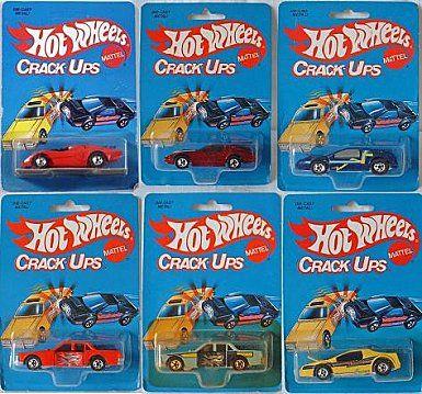 crack up cars hot wheels