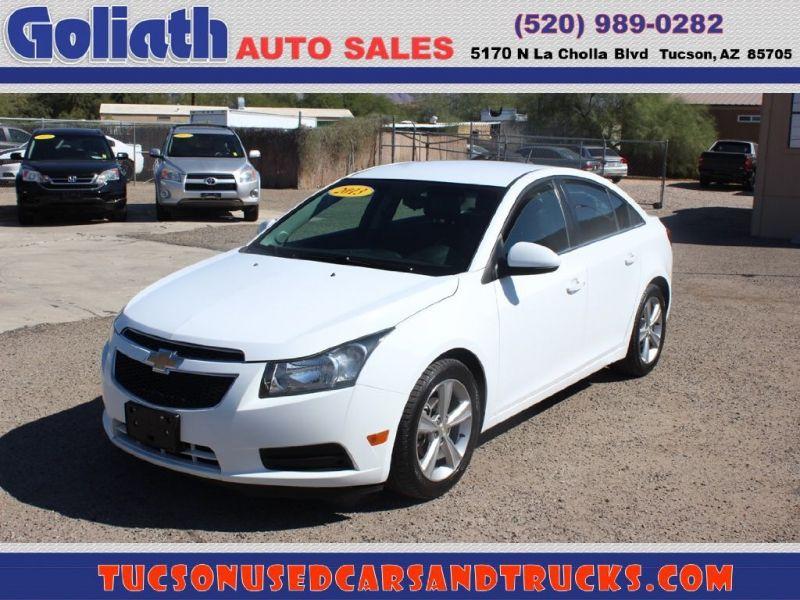 2013 Chevrolet Cruze 2lt Goliath Auto Sales Llc Auto Dealership