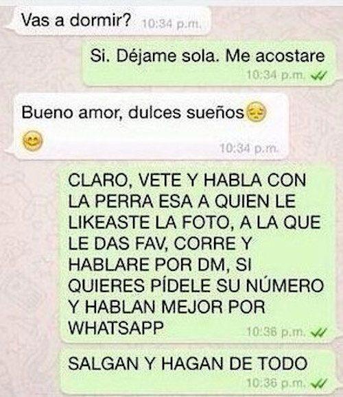 Novias Celosas Celos Pareja Gracioso Funny Text Messages Love Memes Funny Memes