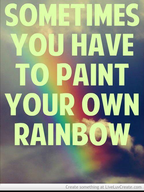 Start painting.