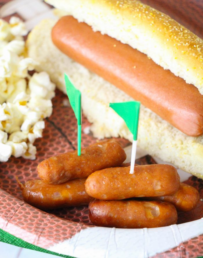 You won't be ready for the Big Game till you check out these awesome Game Day Snack Hacks! #TabletopTailgate #ad