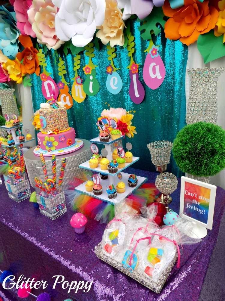 Trolls Birthday Party Ideas Trolls birthday, Trolls