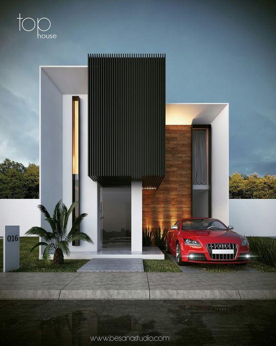 Pin De Calatrava15 En Design Diseno Casas Modernas Fachadas Casas Minimalistas Fachadas De Casas Modernas