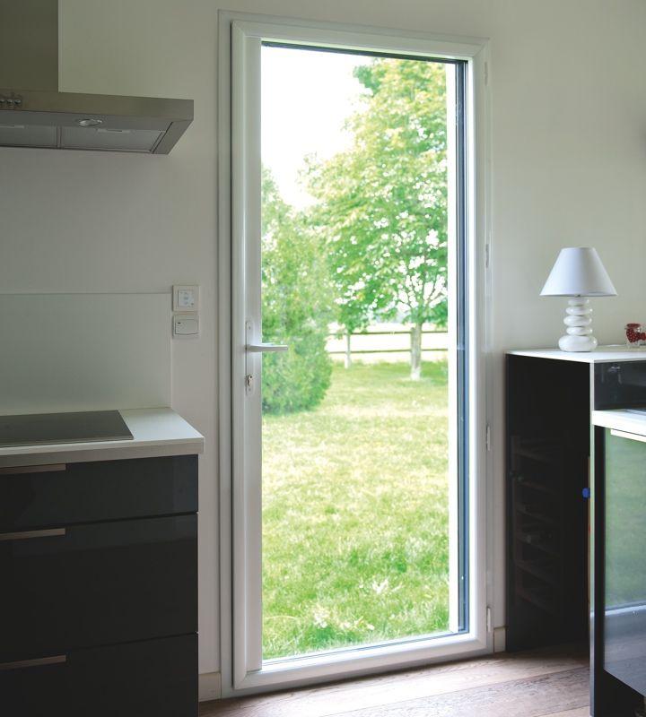 porte fenêtre pvc ou aluminium menuiseries
