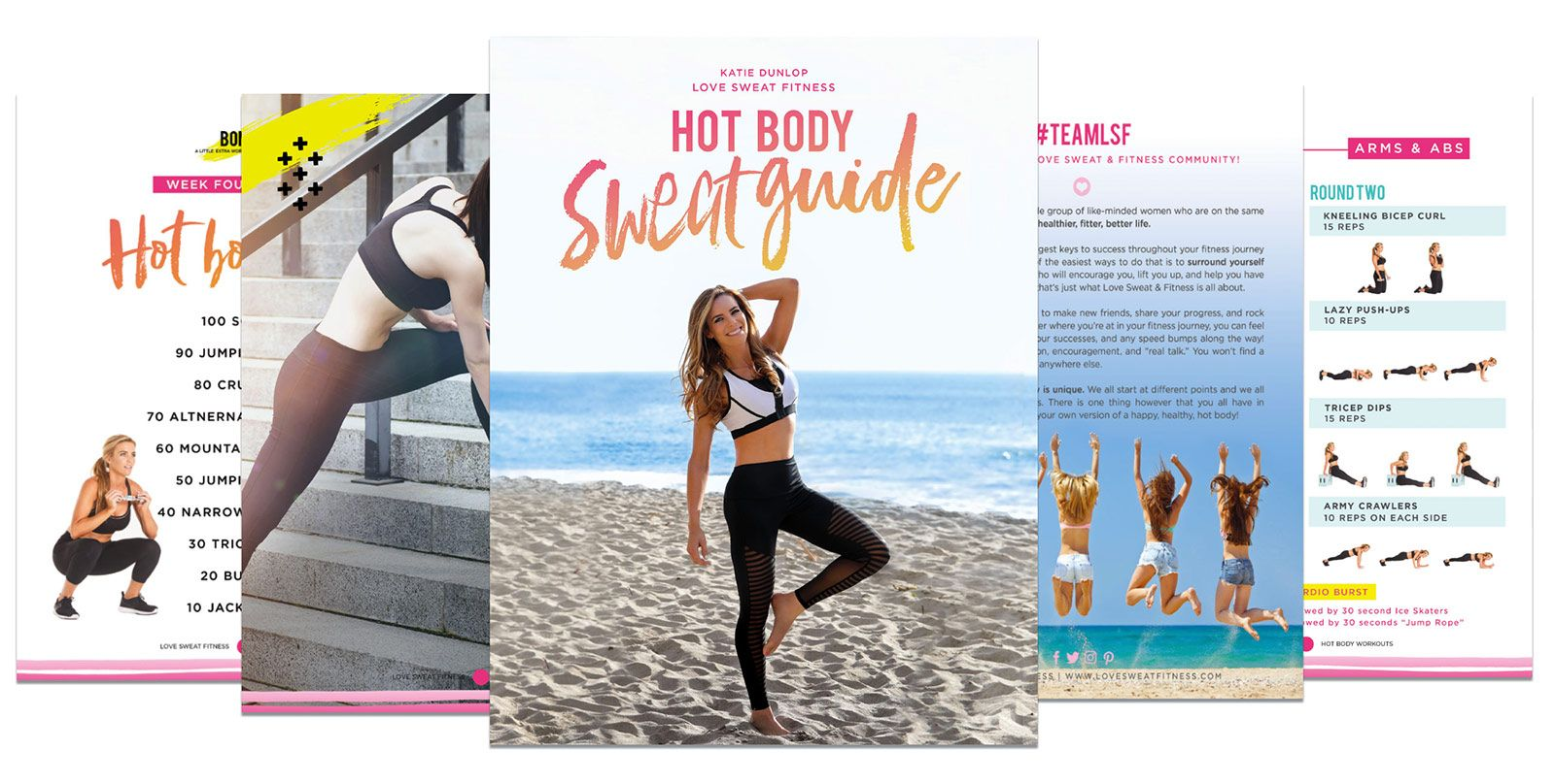 Hot Body Sweat Guide   Love Sweat