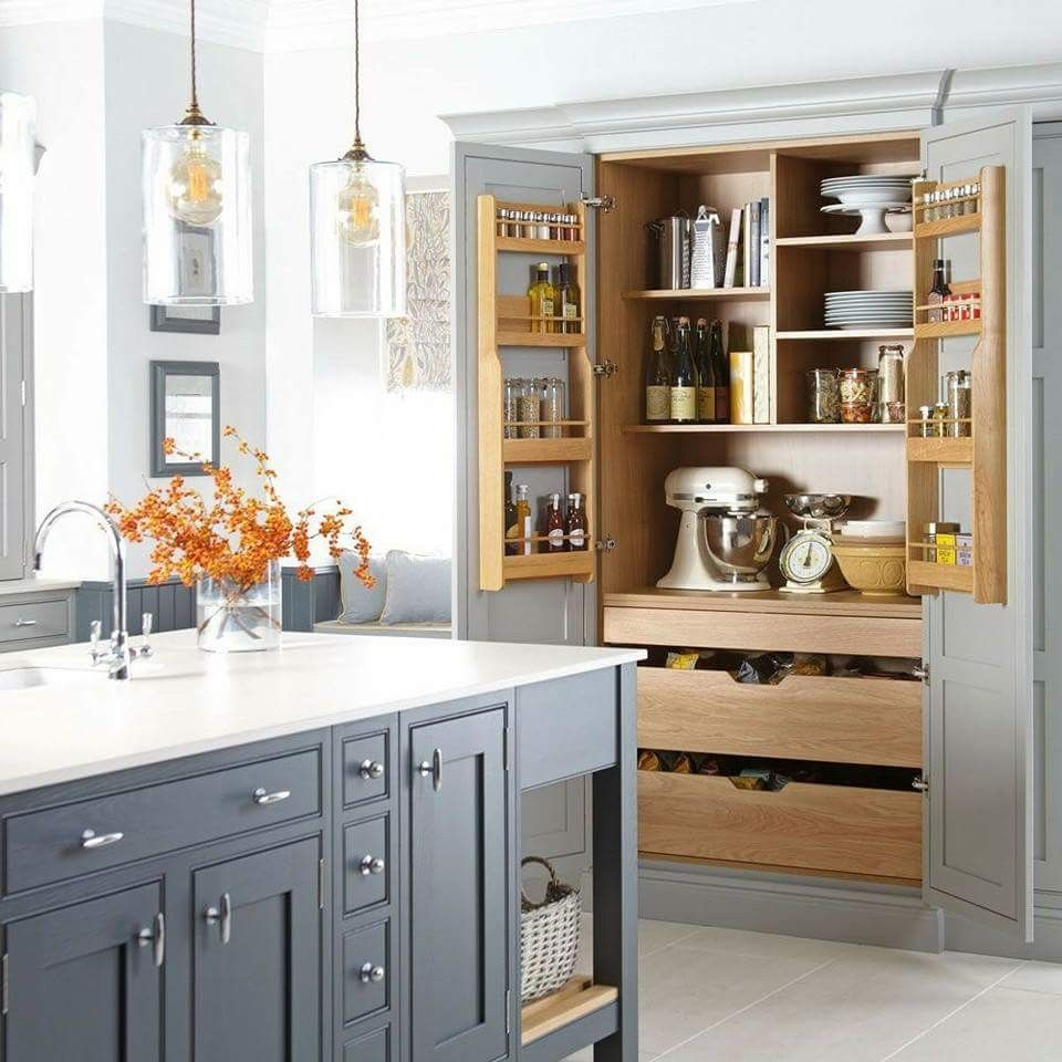 Sleek Appliance Garage: Now This Is Great Storage! This Thoughtfully Designed