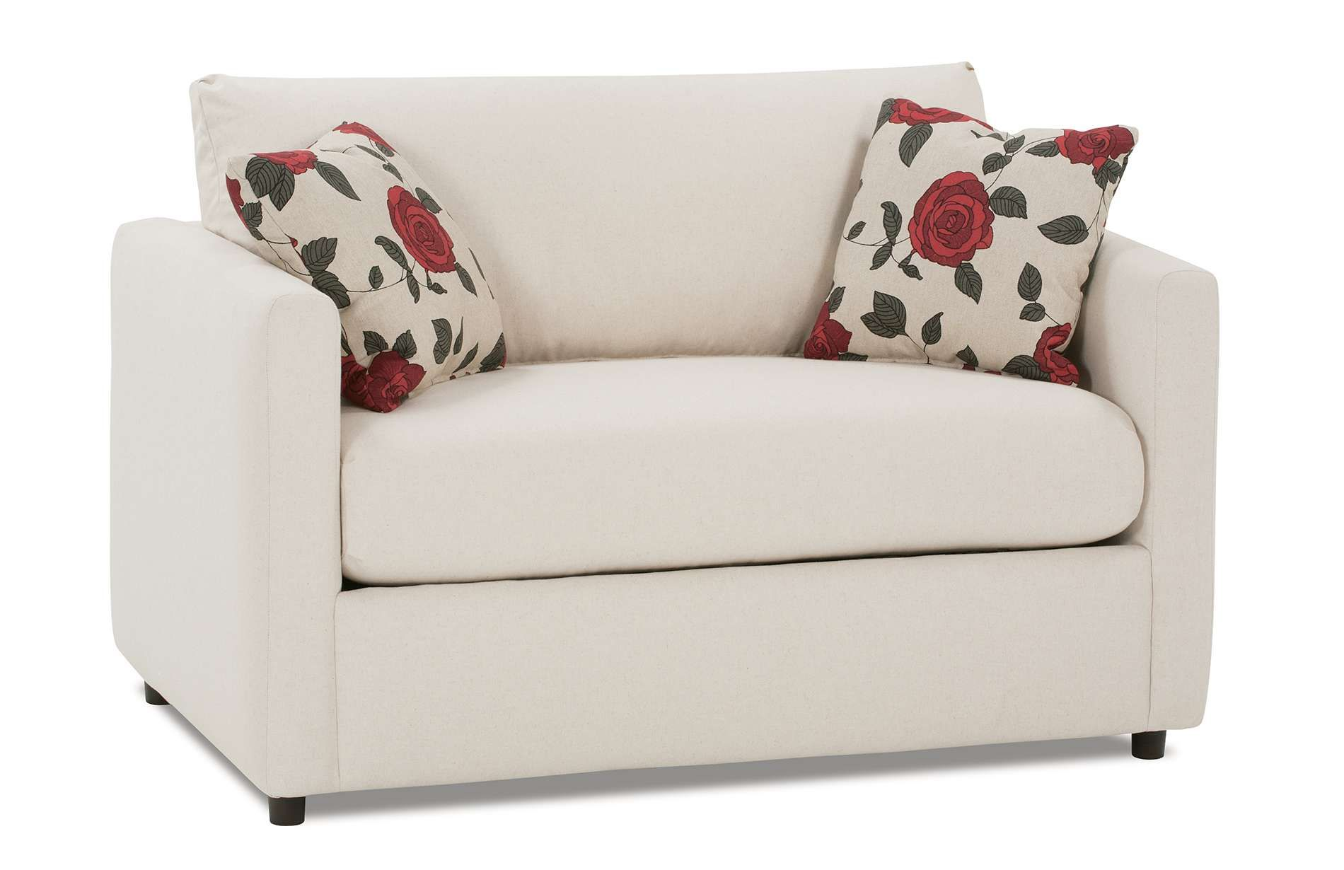Stockdale Twin Sleeper Sofa Rowe Furniture Living room furniture