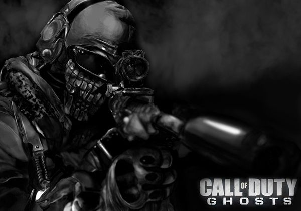 Call of duty ghosts concept art on behance call of duty call of duty ghosts concept art on behance voltagebd Choice Image
