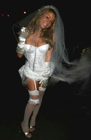 Sluttiest Wedding Dresses
